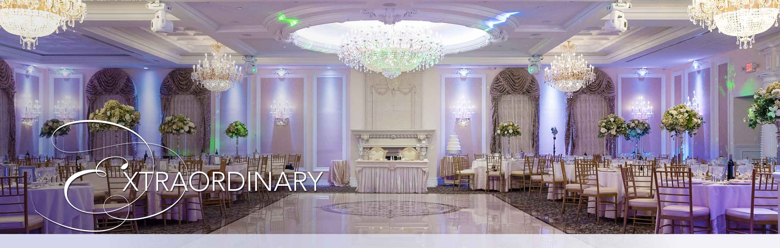 Extraordinary Stirling New Jersey Wedding Venue