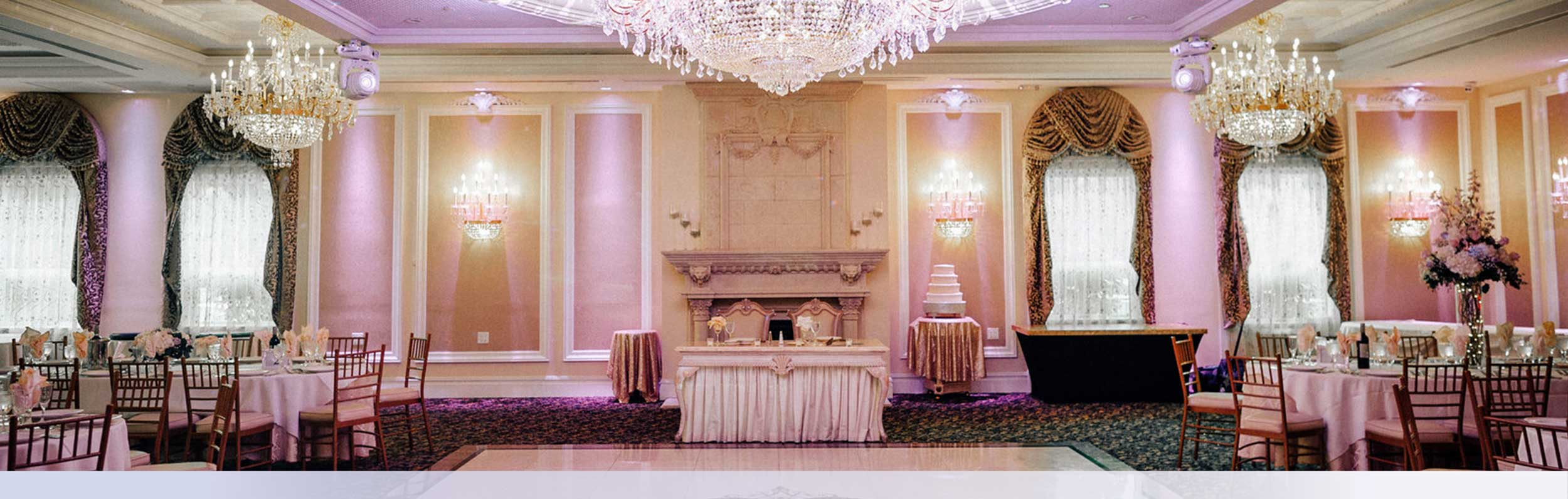 Beautiful Stirling Nj Wedding Reception Venue