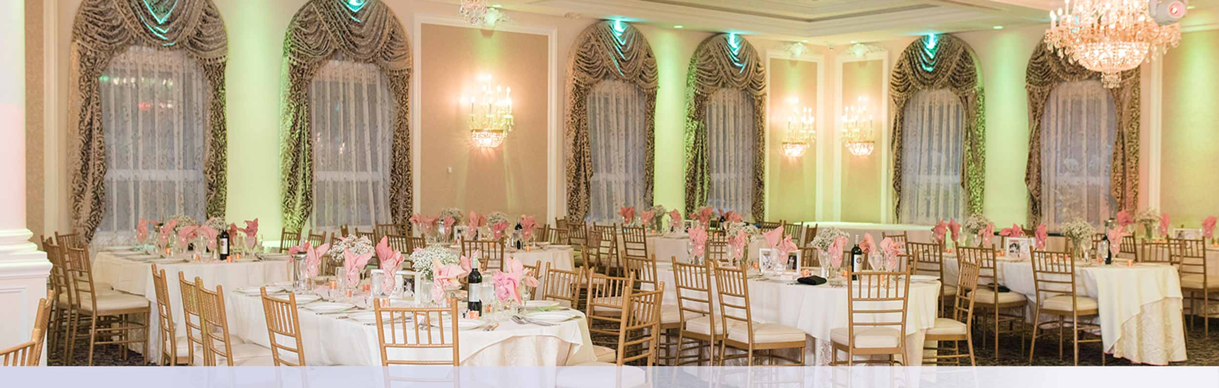 Romantic Affordable Stirling Nj Wedding Reception Venue