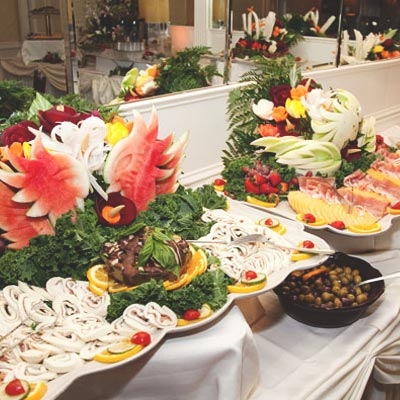 Lunch Buffet Reception