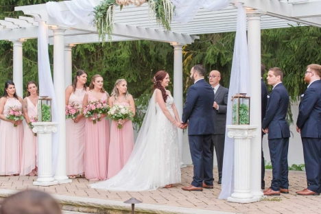 Affordable Outdoor New Jersey Wedding Venue