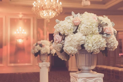 Amazing Elegant Wedding Ceremony Venue