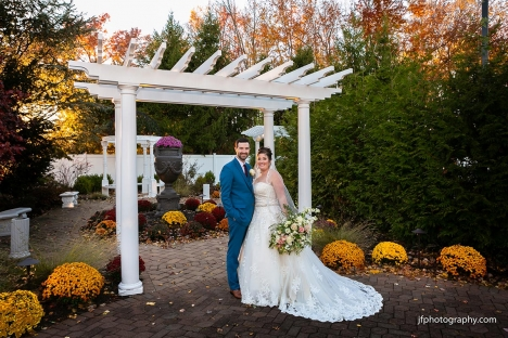 Amazing Fall Wedding Venue In New Jersey