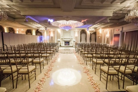 Amazing Indoor Wedding Venue