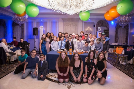 Amazing New Jersey Bar Mitzvah Venue