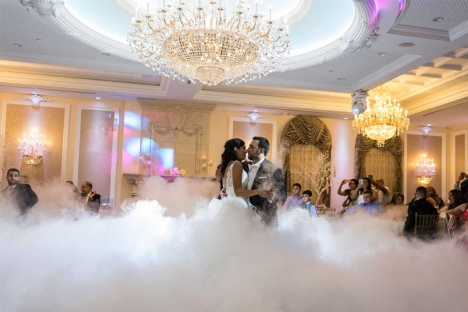 Amazing New Jersey Wedding Reception Venue