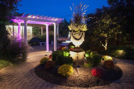 Amazing Outdoor New Jersey Event Venue Garden