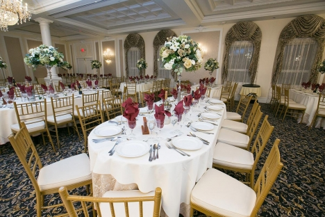 Ballroom Corporate Catering Event Venue