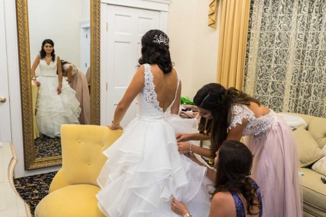 Bridal Suite Affordable New Jersey Wedding Venue