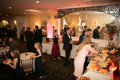 Catered Corporate Holiday Party Venue