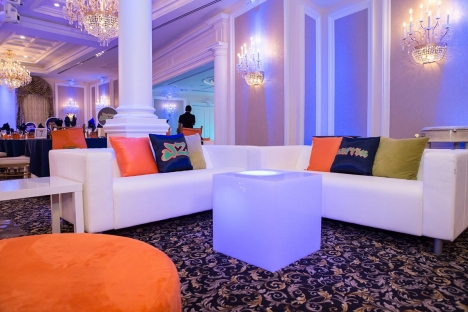 Catering Corporate Event Lounge Venue