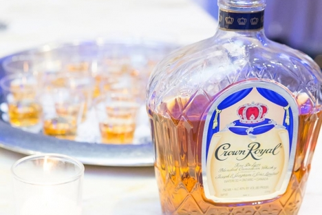 Corporate Cocktails Crown Royal