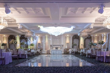 Elegant New Jersey Ballroom Event Venue