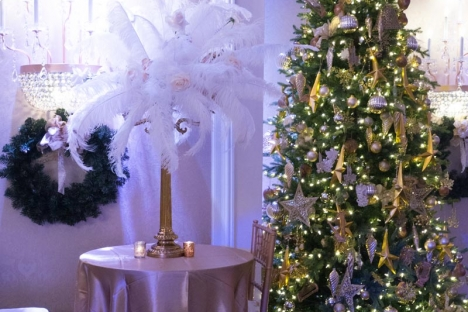 Elegant New Jersey Holiday Corporate Event Venue