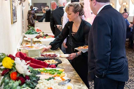 Gourmet Catering On Or Off Premise