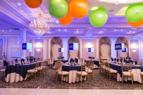 Highest Rated New Jersey Bar Mitzvah Party Event Venue