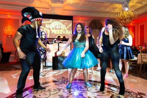 New Jersey Special Event And Party Venue Ballroom Bat Mitzvah