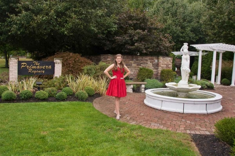 Outdoor New Jersey Bat Mitzvah Venue