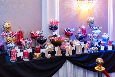 Picture Perfect Bat Mitzvah Candy Bar