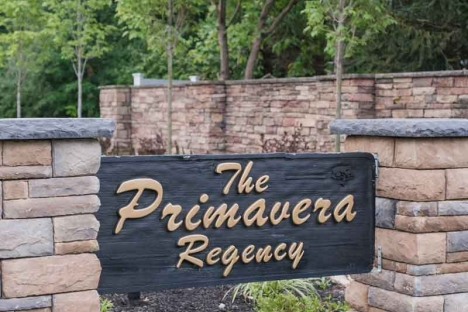 Primaver Regency Venue Sign