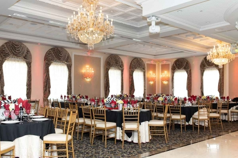 Stirling New Jersey Bar Mitzvah Venue Ballroom